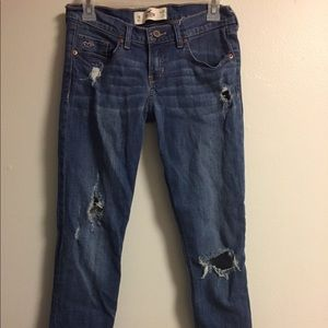 Hollister Ripped Jeans